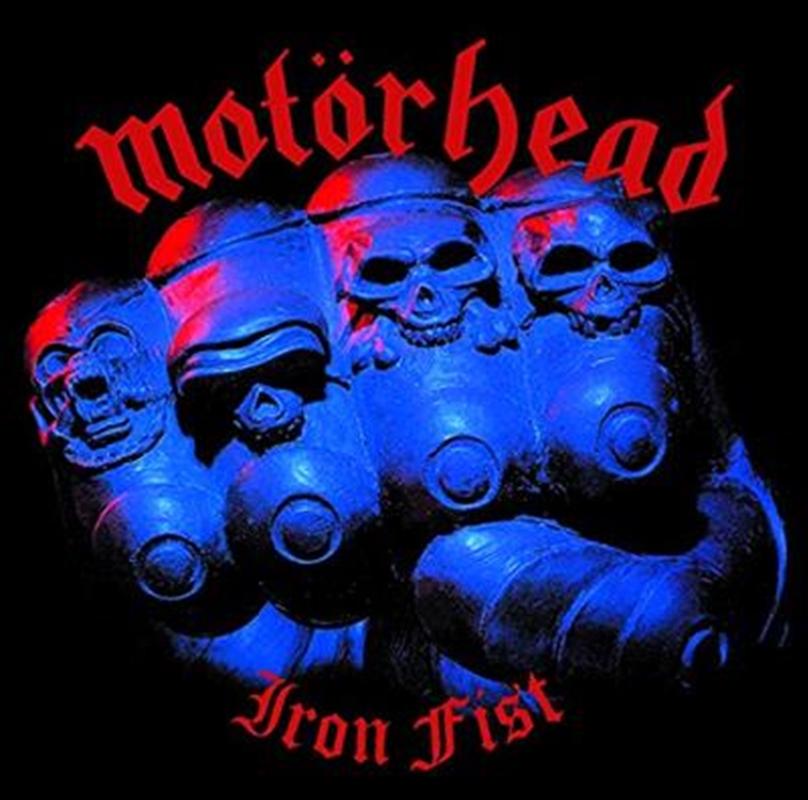 Iron Fist   Vinyl