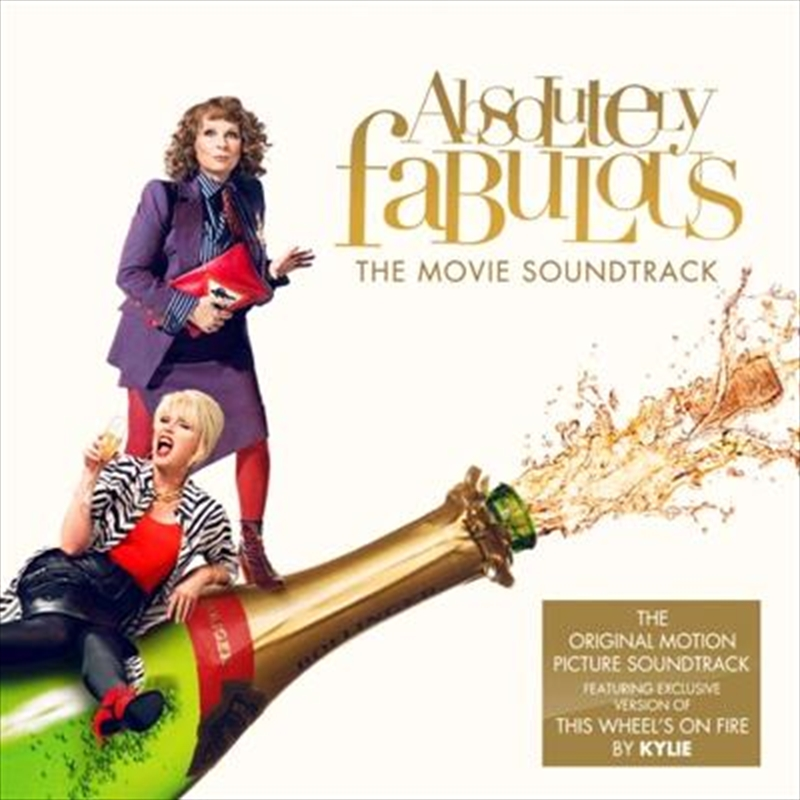 Absolutely Fabulous (2016) - Soundtrack - Film | CD