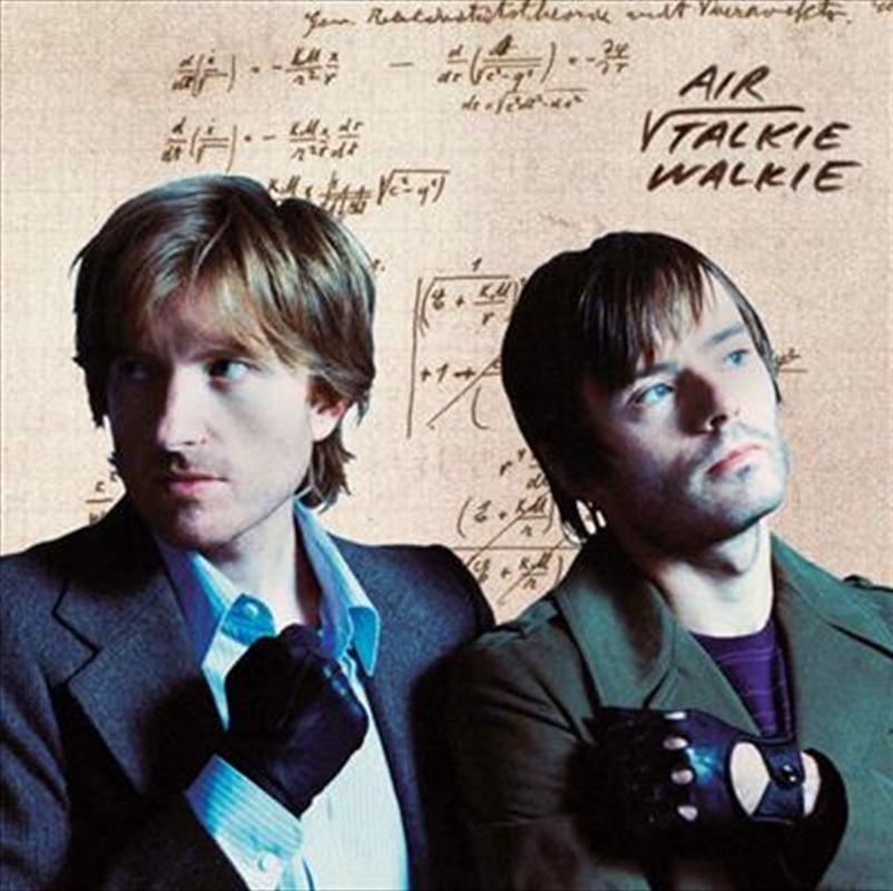 Air - Talkie Walkie | CD