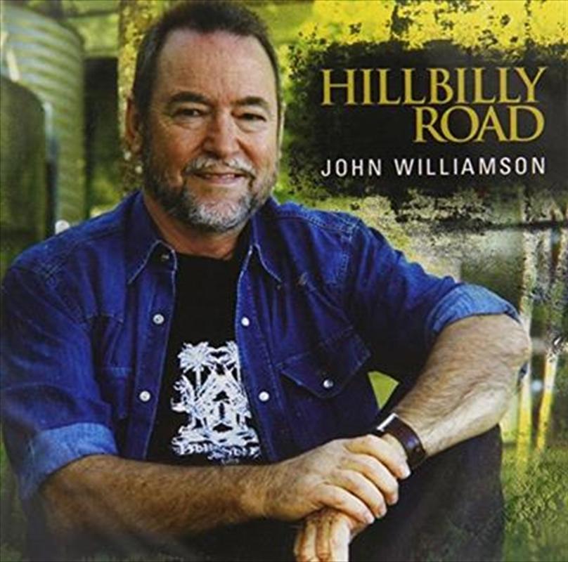Hillbilly Road | CD