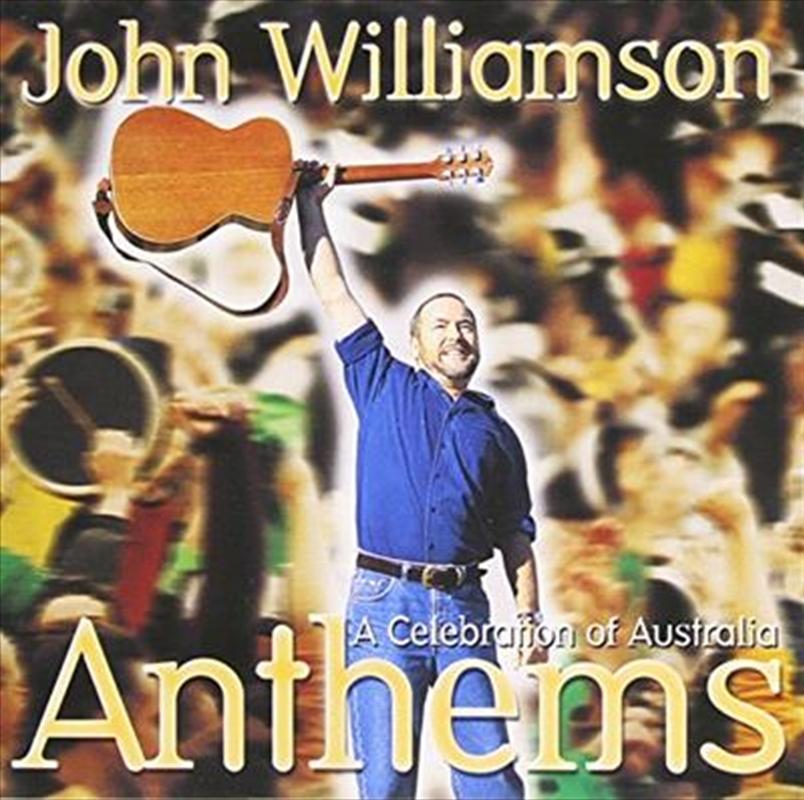 Anthems - A Celebration Of Australia   CD