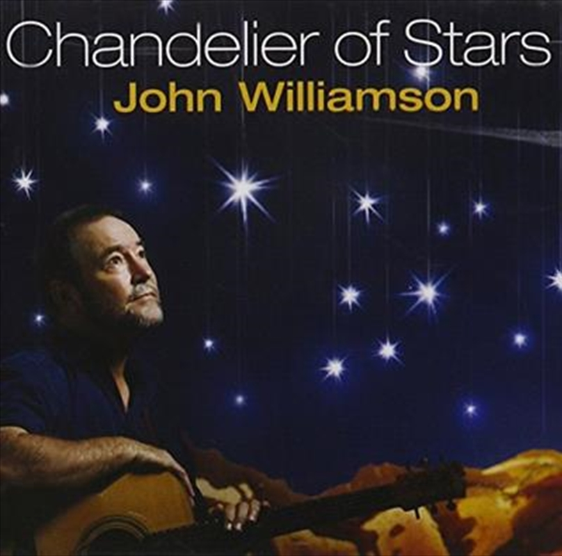 Chandelier Of Stars   CD