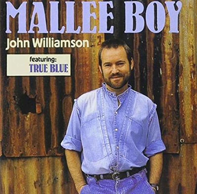 Mallee Boy   CD