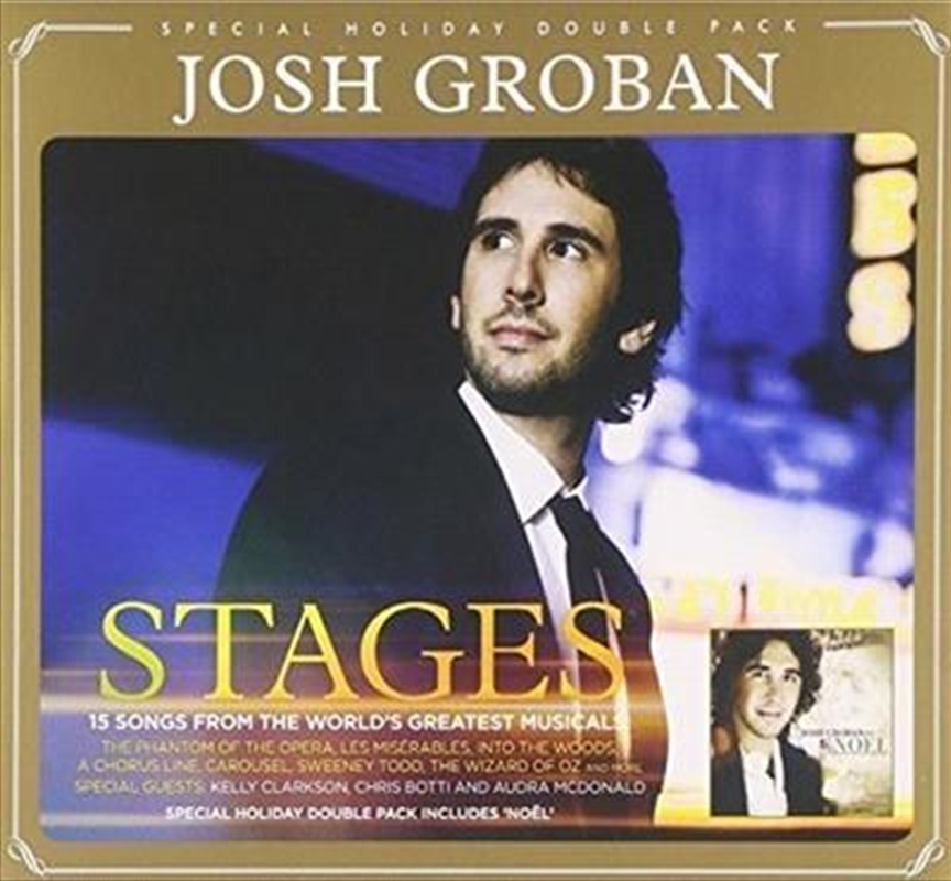 Stages / Noel (Special Edition) | CD