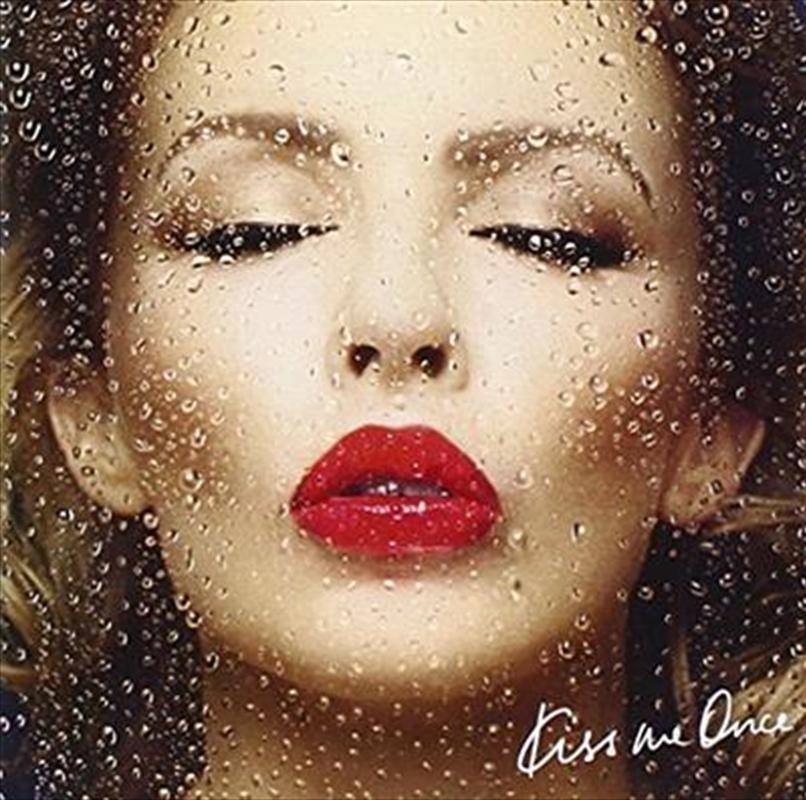 Kiss Me Once | CD