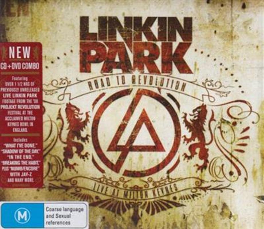 Road To Revolution | CD/DVD