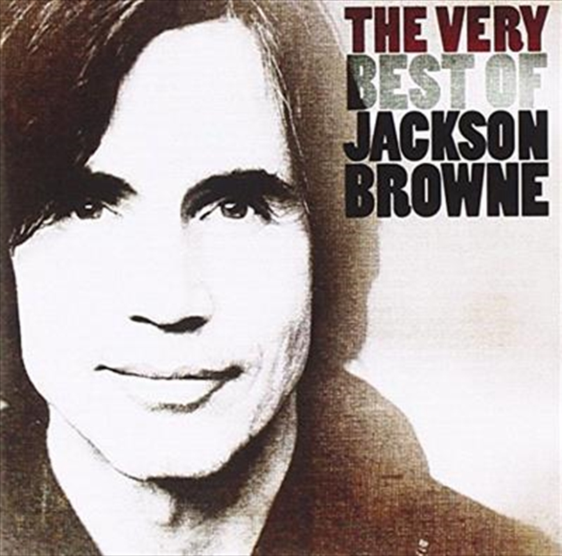 Very Best Of Jackson Browne Rock Pop Cd Sanity