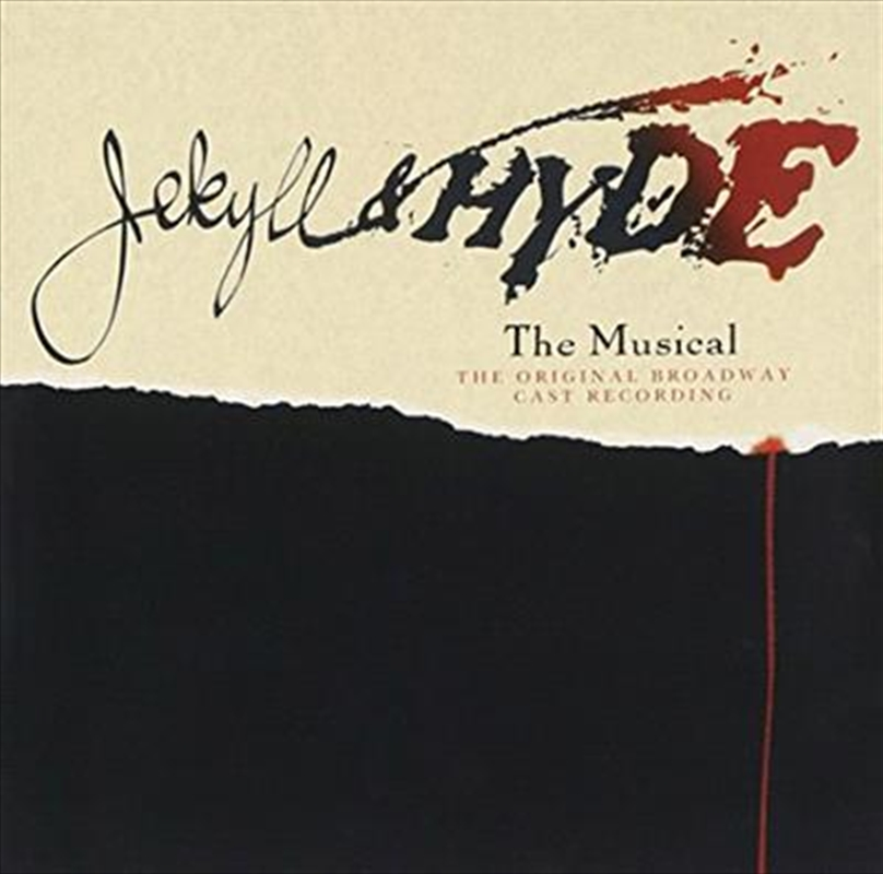 Jekyll And Hyde- The Musical [us Import] | CD