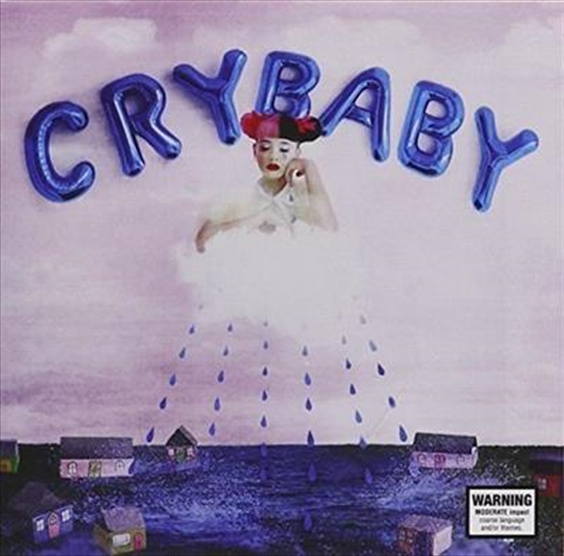 Cry Baby | CD