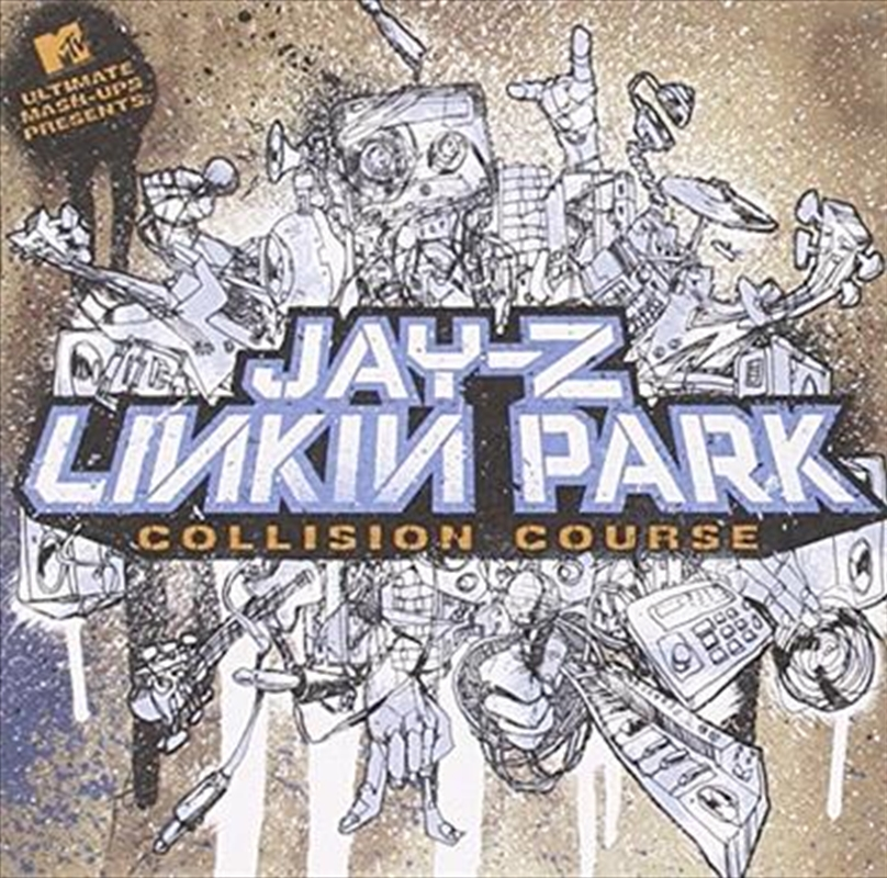 MTV Presents Collision Course   DVD