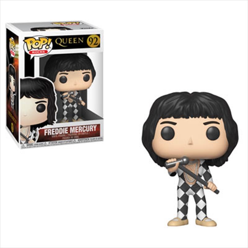 Queen - Freddie Mercury Pop! Vinyl | Pop Vinyl