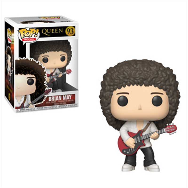 Queen - Brian May Pop! Vinyl | Pop Vinyl