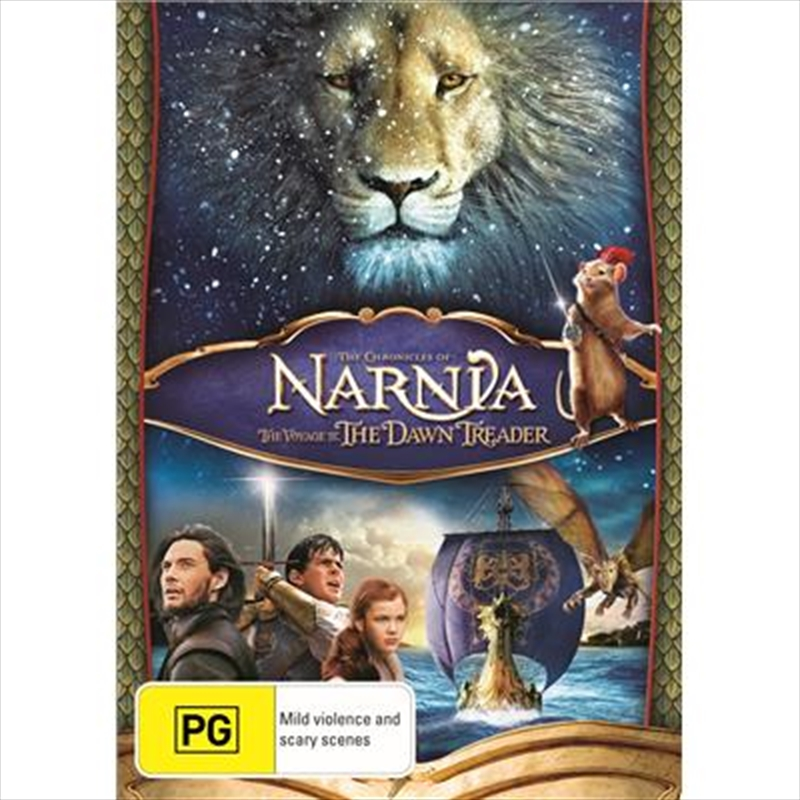 Chronicles Of Narnia - Voyage Of The Dawn Treader | DVD