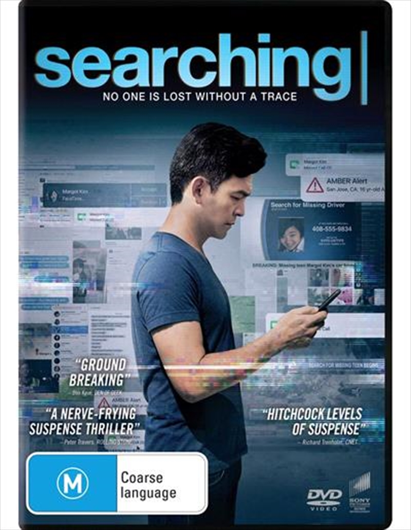 Searching | DVD