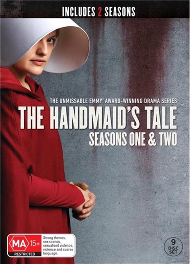 Handmaids Tale - Season 1-2 | Boxset, The | DVD