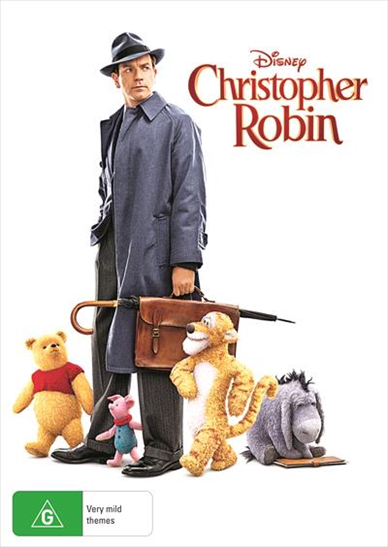 Christopher Robin | DVD