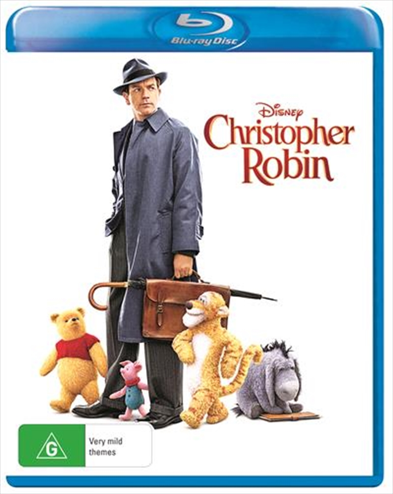 Christopher Robin | Blu-ray
