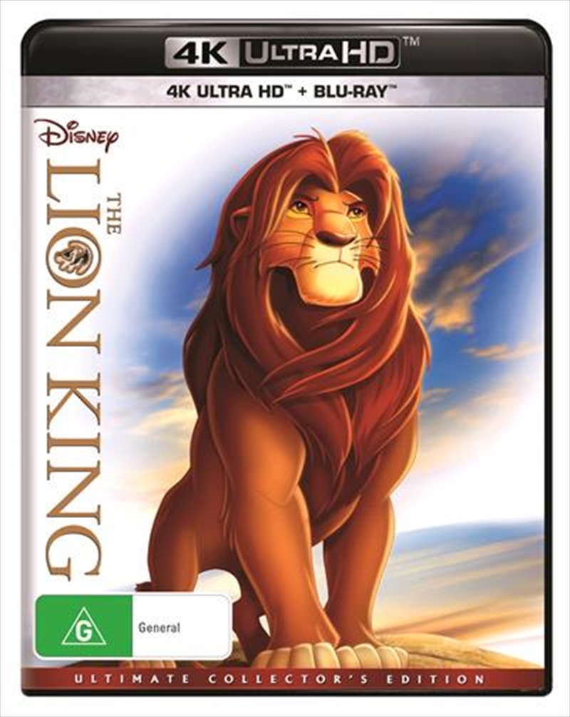 Lion King, The | UHD