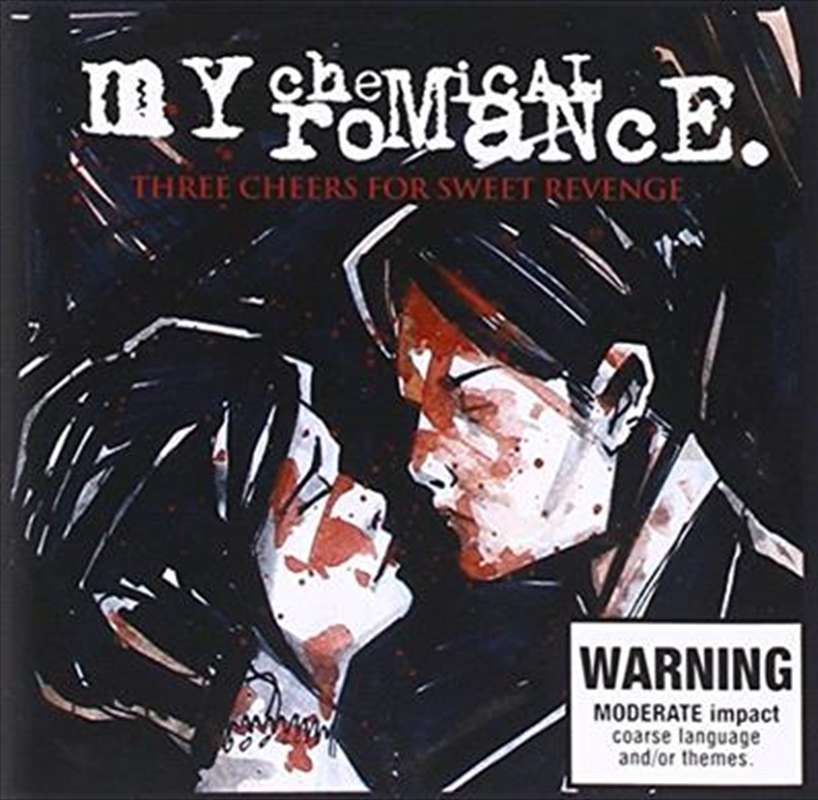 Three Cheers For Sweet Revenge | CD