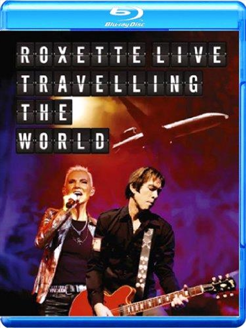 Live Travelling The World | Blu-ray/CD