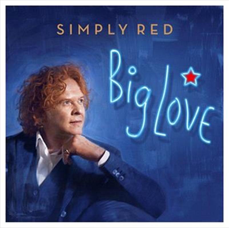 Simply Red - Big Love | CD