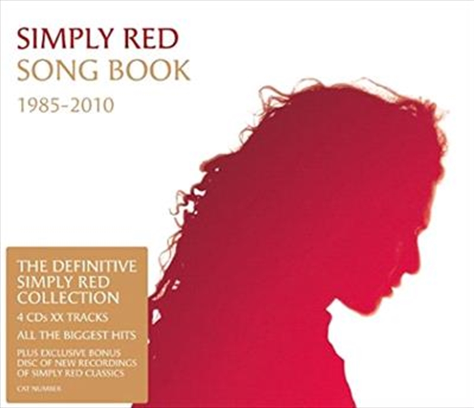 Simply Red - Song Book - 1985 - 2010 (4cd Set) | CD