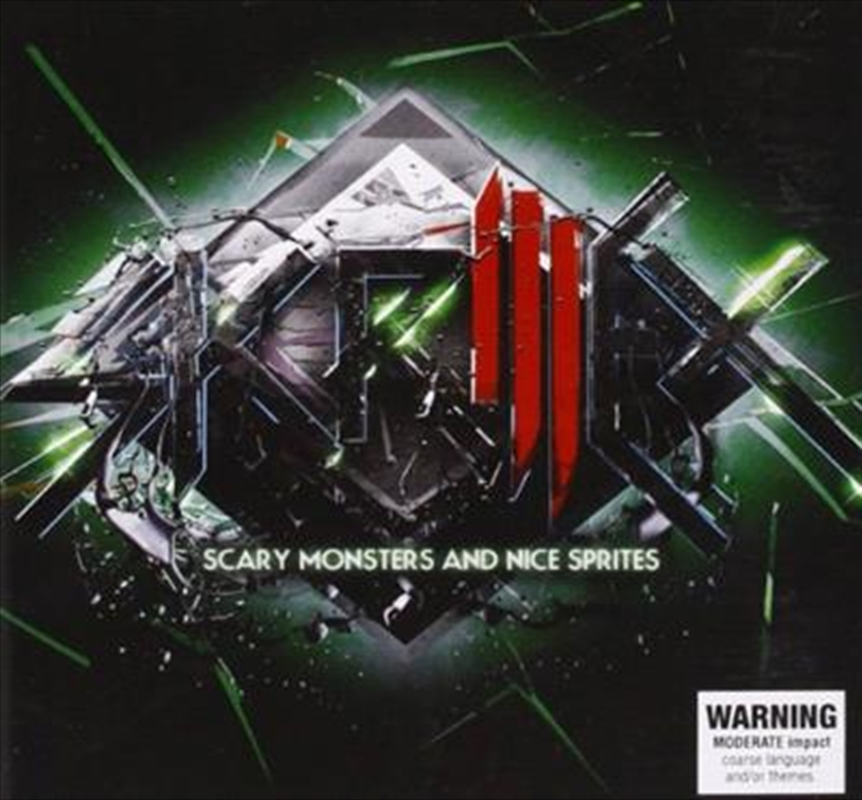 Scary Monsters And Nice Sprites | CD