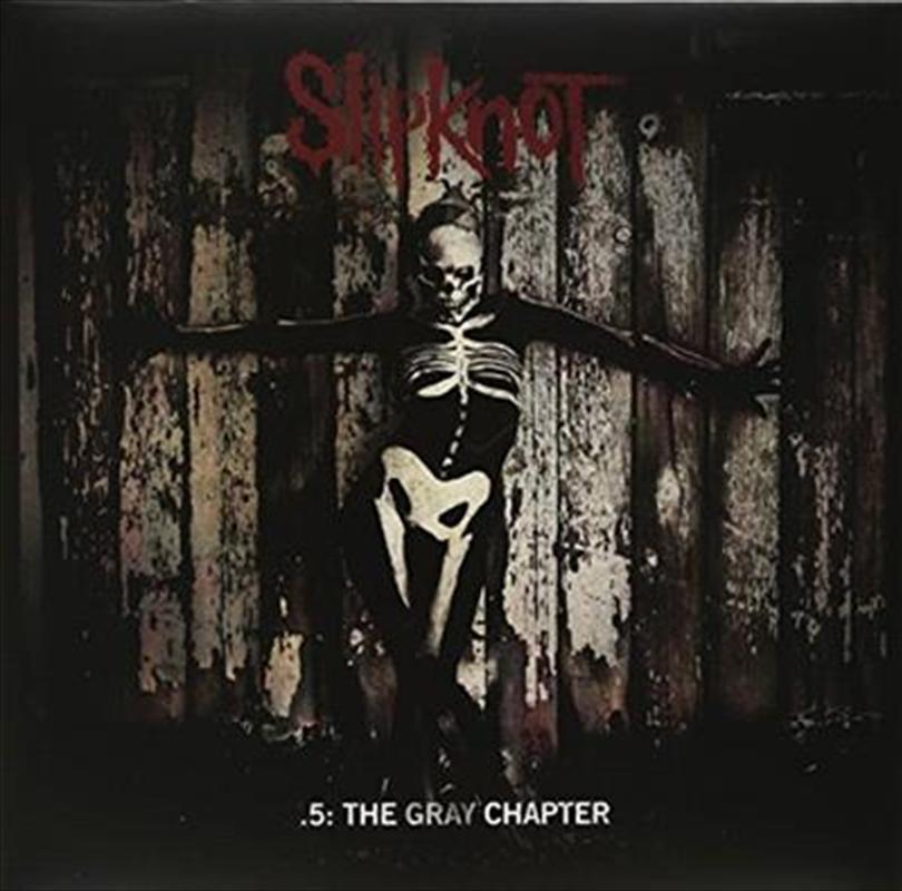 .5- The Gray Chapter   Vinyl