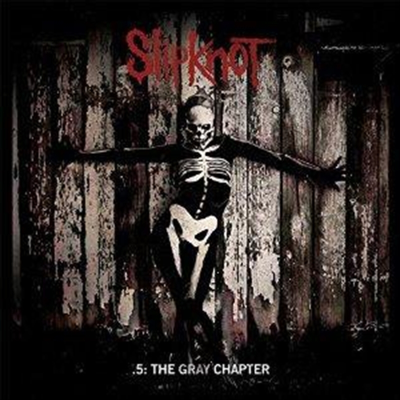 5 The Gray Chapter | CD