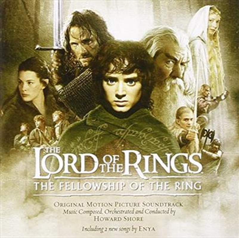 Lord Of The Rings- The Fellowship Of The Ring / O.s.t. | CD