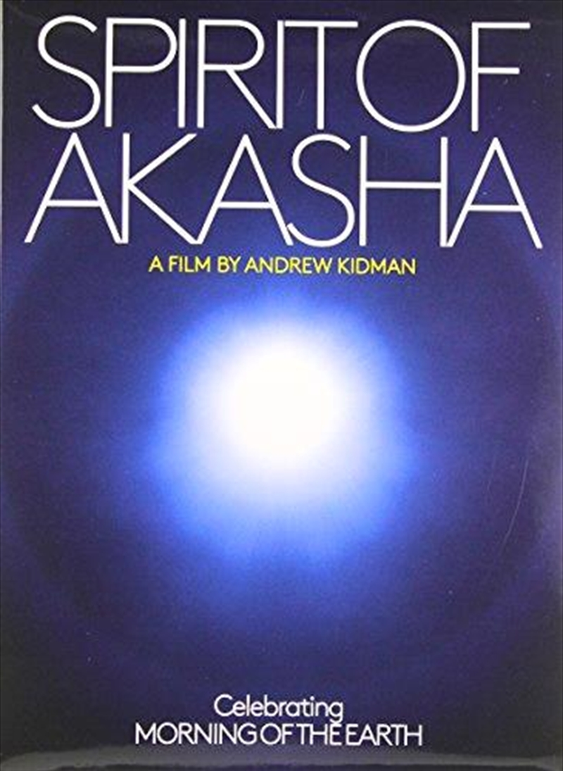 Spirit Of Akasha | CD