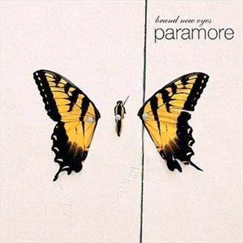 Brand New Eyes | CD