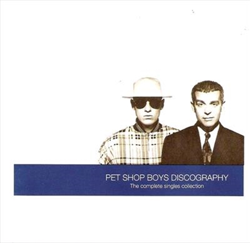 Discography   CD