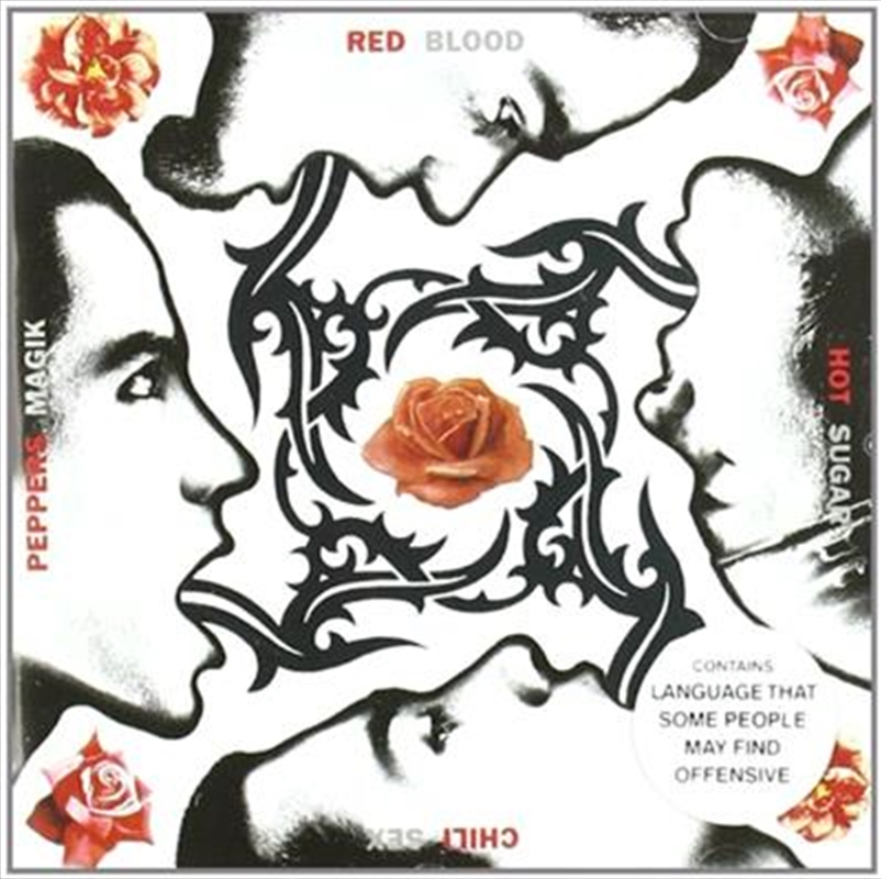 Blood Sugar Sex Magik | CD