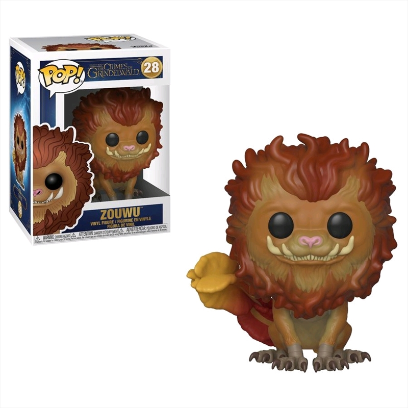 Fantastic Beasts 2: The Crimes of Grindelwald - Zouwu Pop! Vinyl | Pop Vinyl