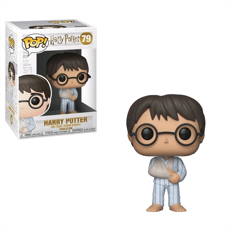 Harry Potter - Harry in PJs Pop! Vinyl | Pop Vinyl