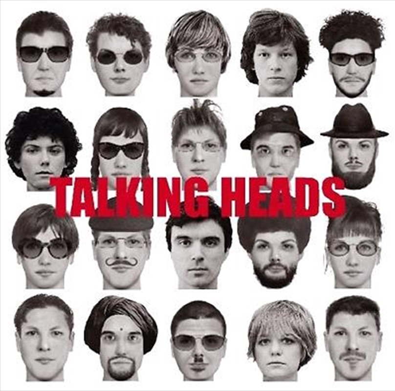 Best Of Talking Heads | CD
