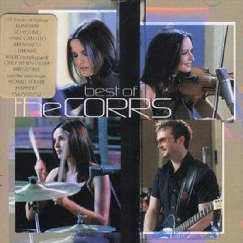 Best Of The Corrs   CD
