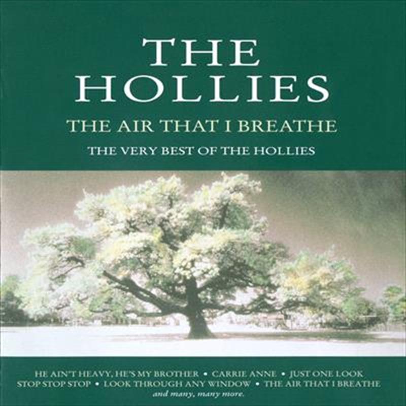 Air That I Breathe   CD