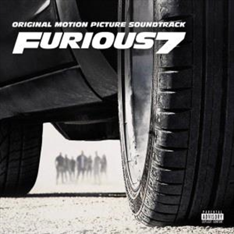 Furious 7 - Ost | CD