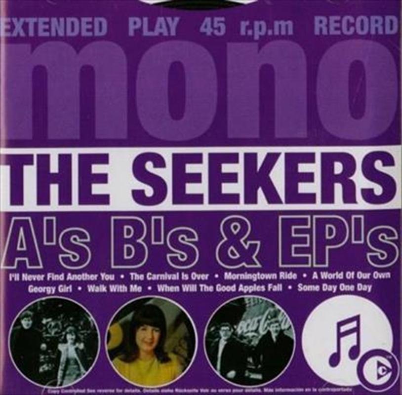 As, Bs & EPs | CD