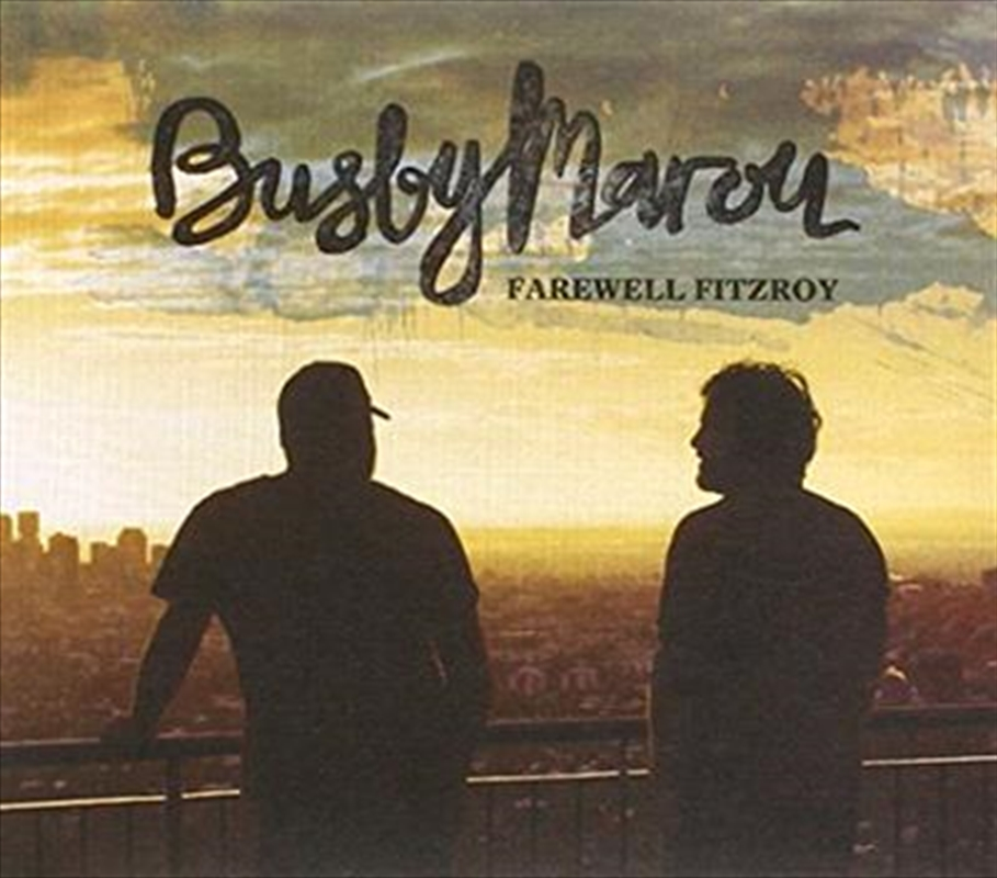 Farewell Fitzroy | CD