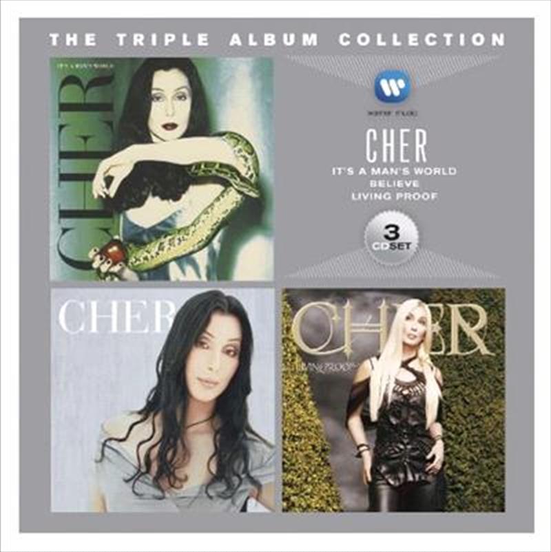 Triple Album Collection | CD