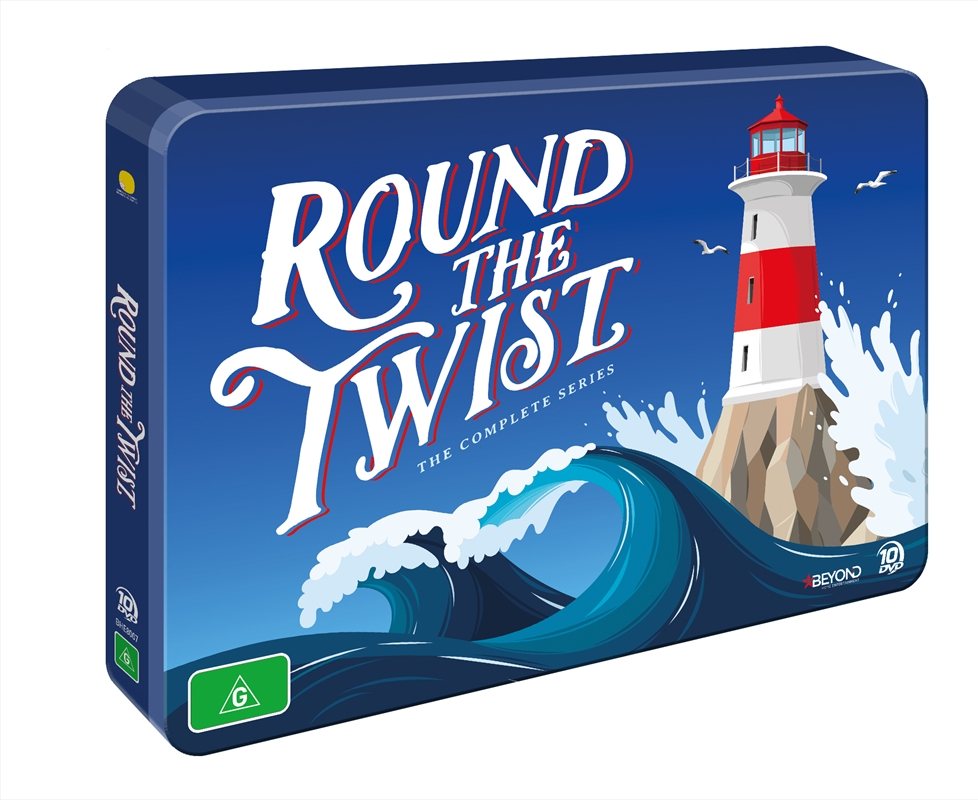 Round The Twist - Collectors Tin | DVD