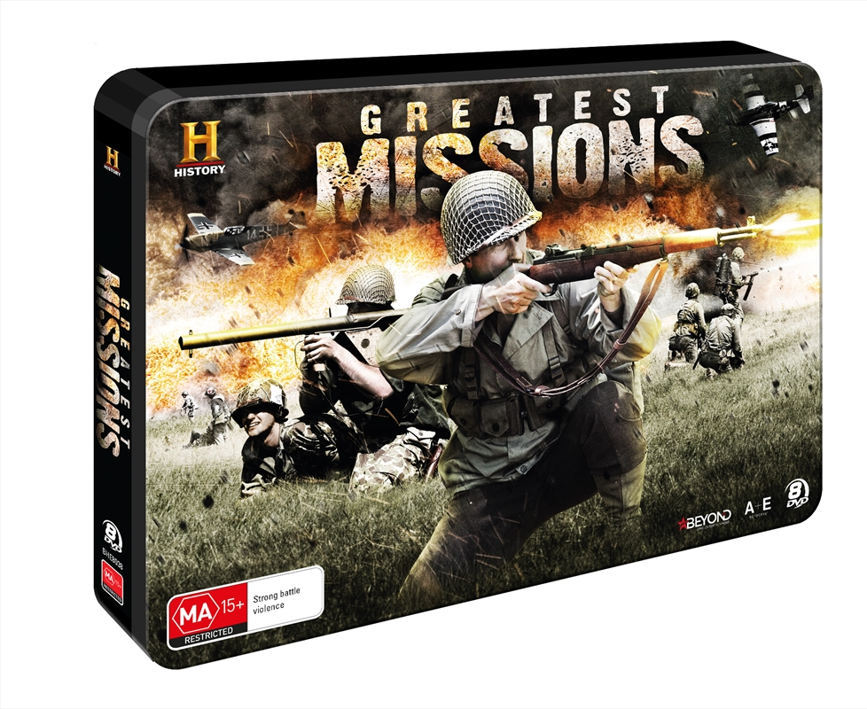 Greatest Missions - Collectors Edition | DVD