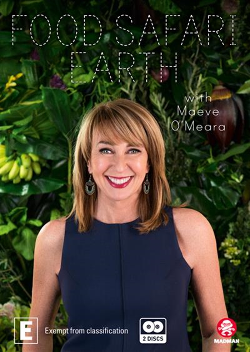 Food Safari Earth | DVD