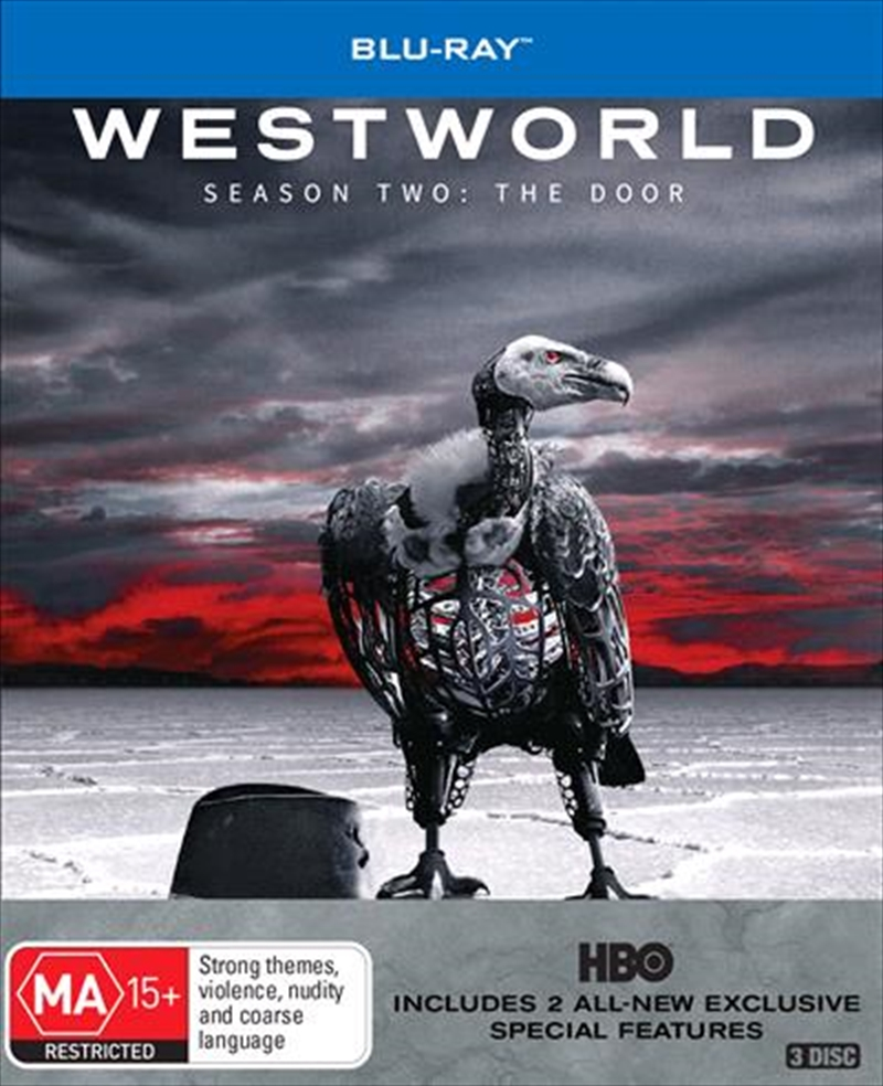 Westworld - Season 2 | Blu-ray