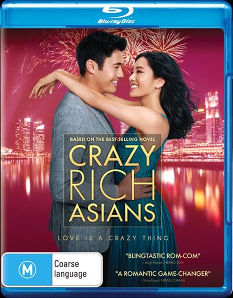 Crazy Rich Asians | Blu-ray