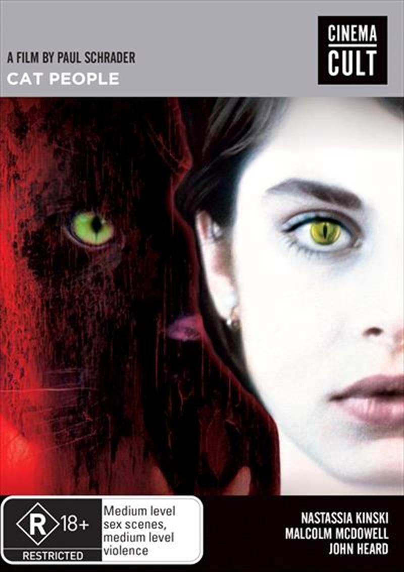Cat People Cinema Cult | DVD