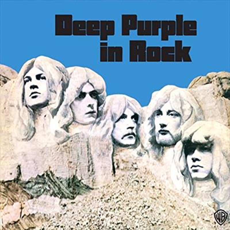 Deep Purple In Rock | Vinyl